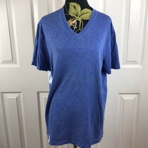 J Crew garment dyed size Medium v neck